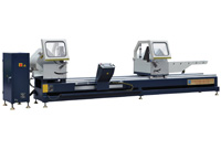 CNC Double Head Precision Cutting Saw
