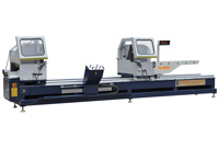 Digital-display Double-head Precision Cutting Saw